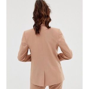 ASOS Jackets & Coats - 📸 Asos ❉ Chic Workwear Suit Blazer Jacket ❉ Tan